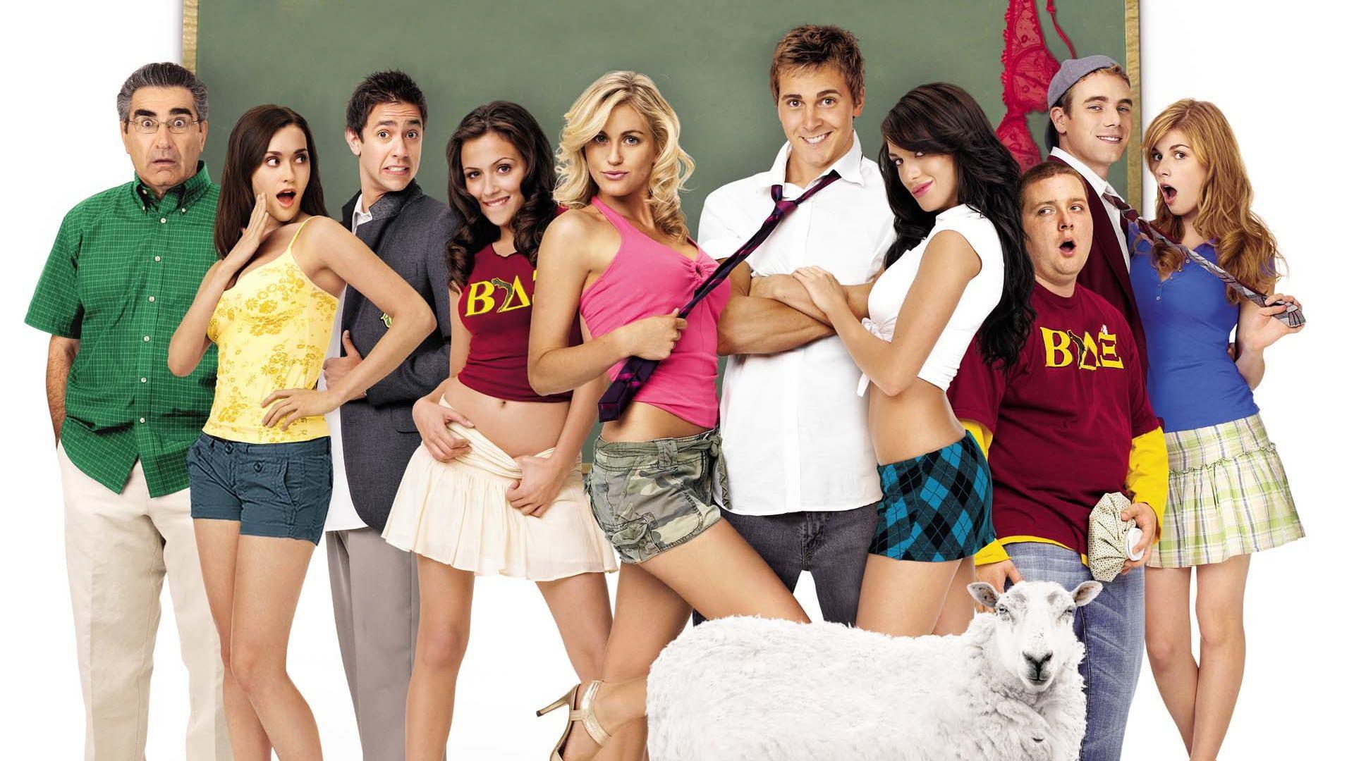 American Pie Presents: Beta House 2007 123movies