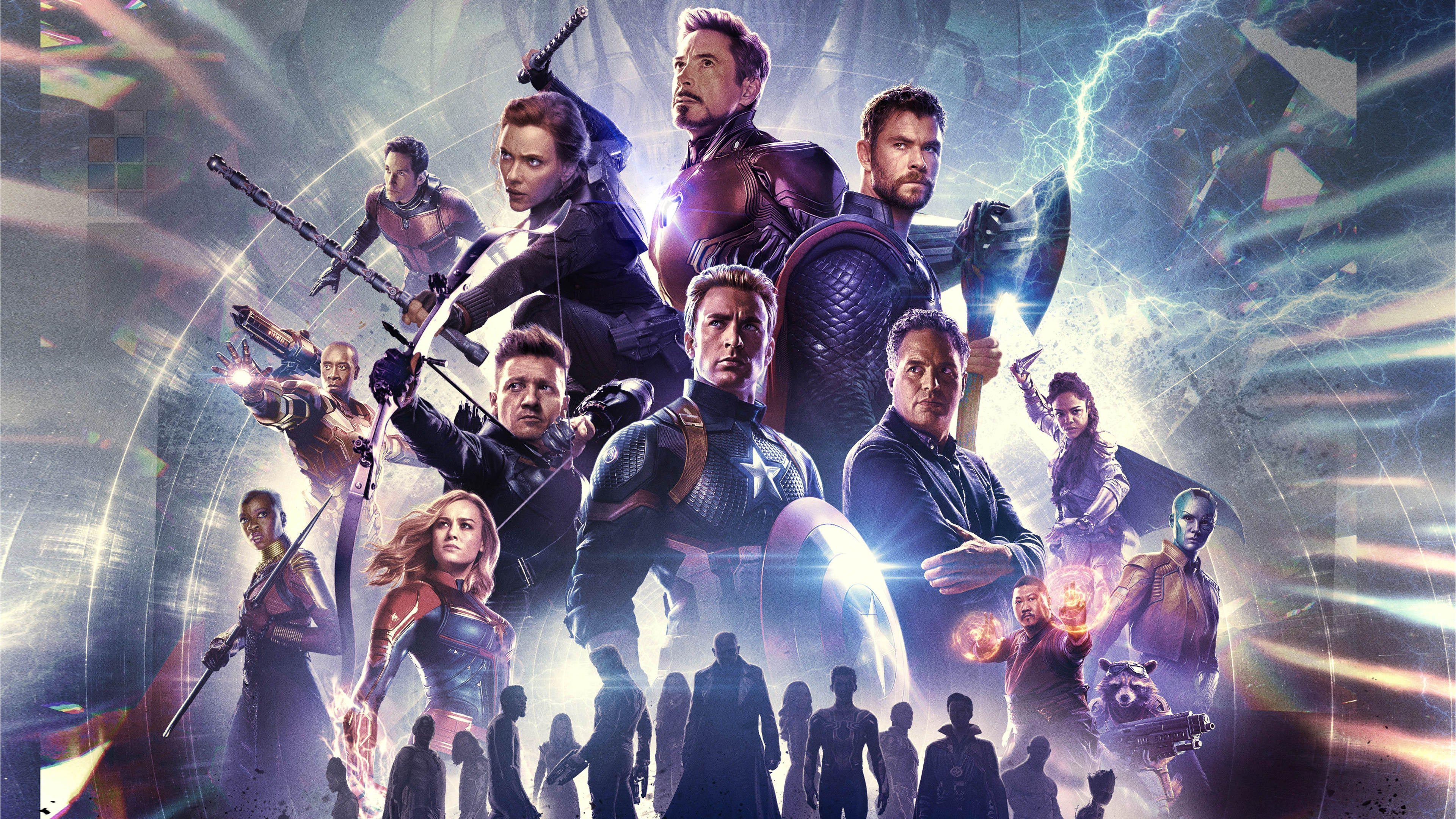 Avengers: Endgame 2019 123movies