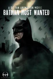 Batman: Most Wanted 2020 123movies