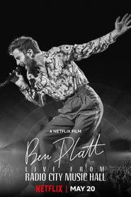 Ben Platt: Live from Radio City Music Hall 2020 123movies