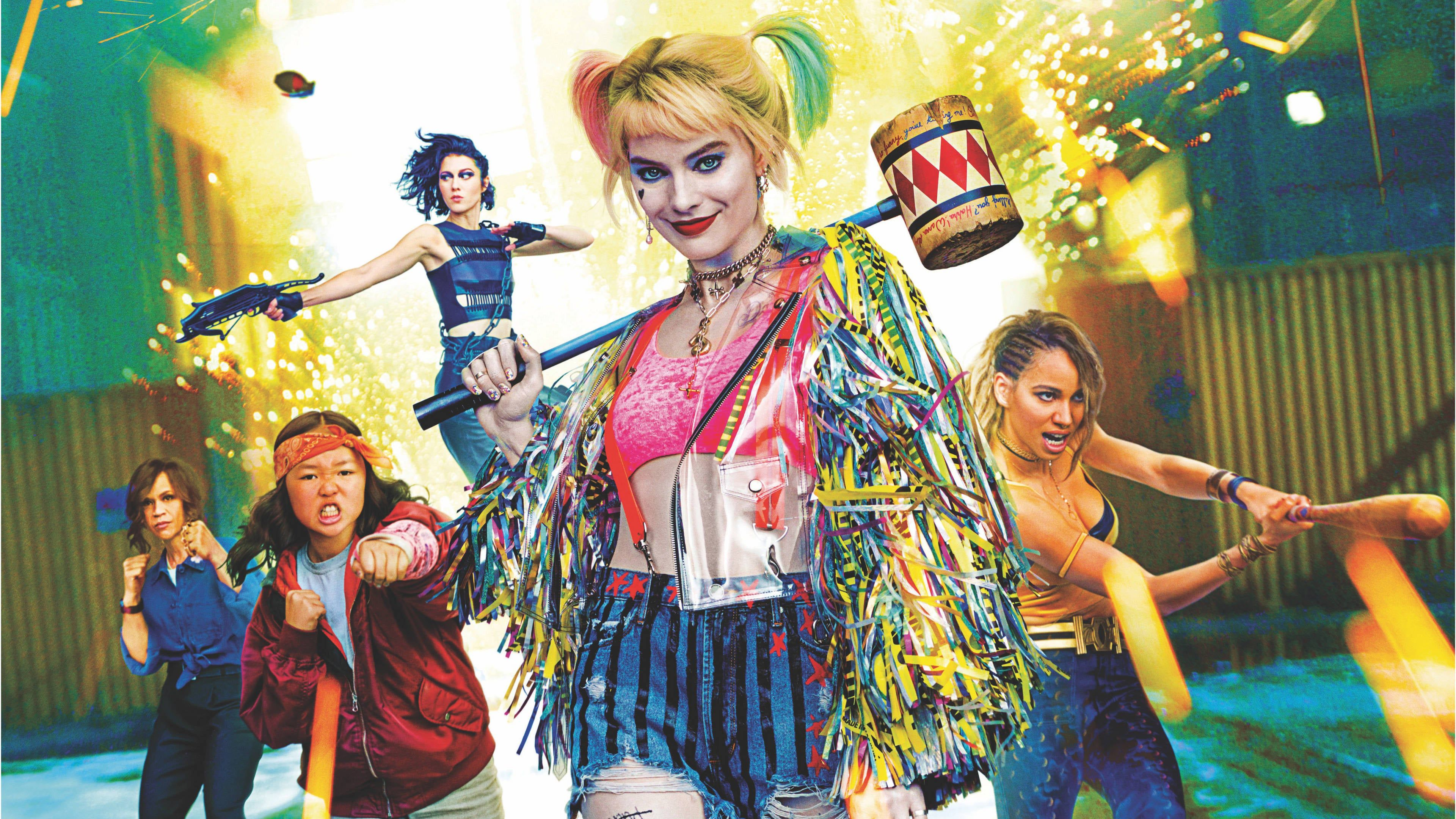 Birds of Prey (and the Fantabulous Emancipation of One Harley Quinn) 2020 123movies