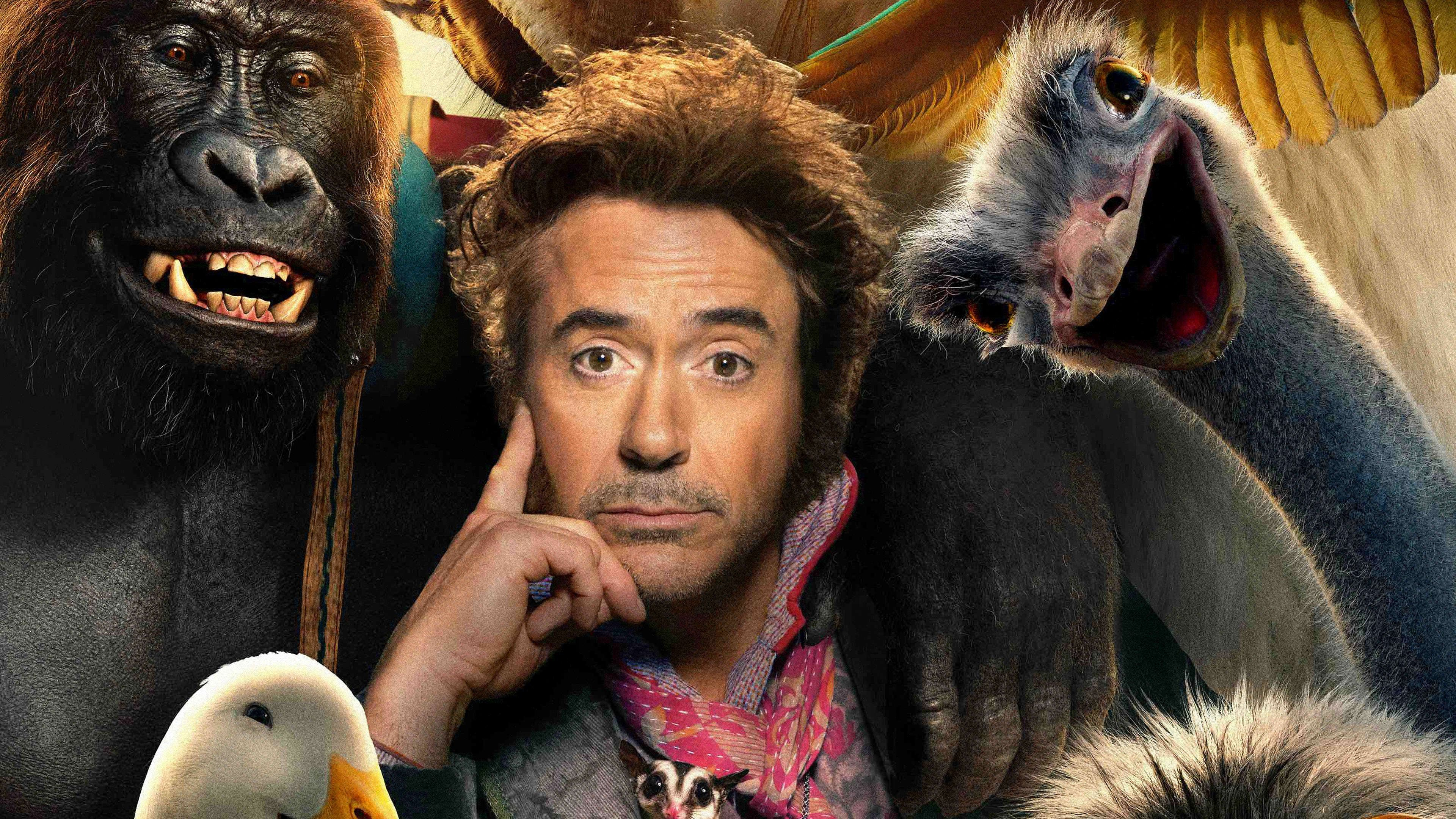 Dolittle 2020 123movies