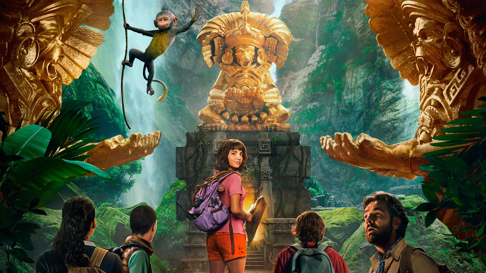 Dora and the Lost City of Gold 2019 123movies