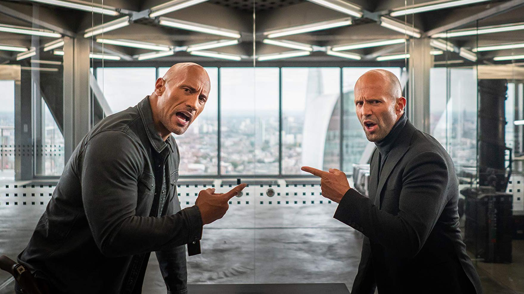 Fast & Furious Presents: Hobbs & Shaw 2019 123movies