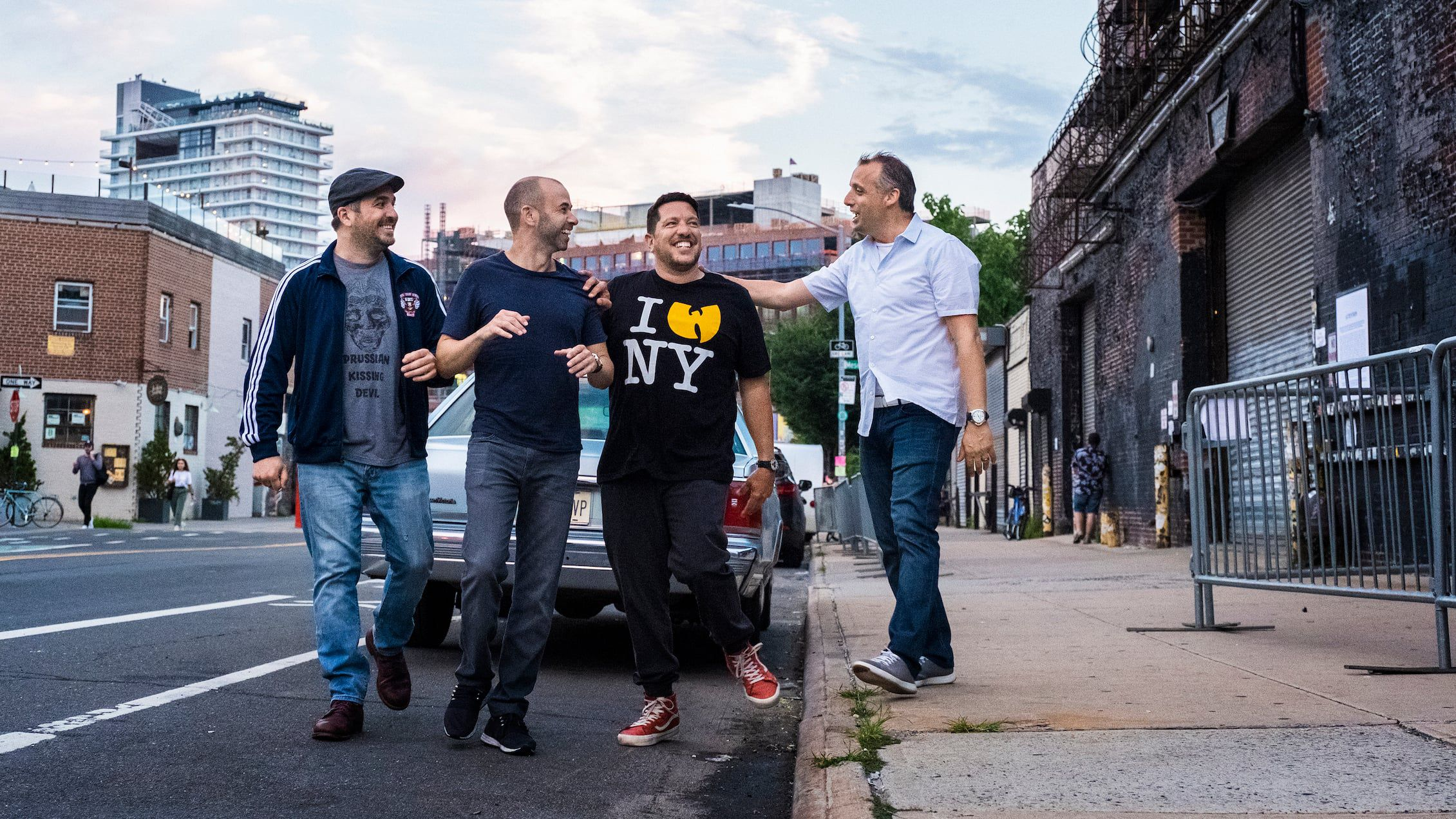 Impractical Jokers: The Movie 2020 123movies