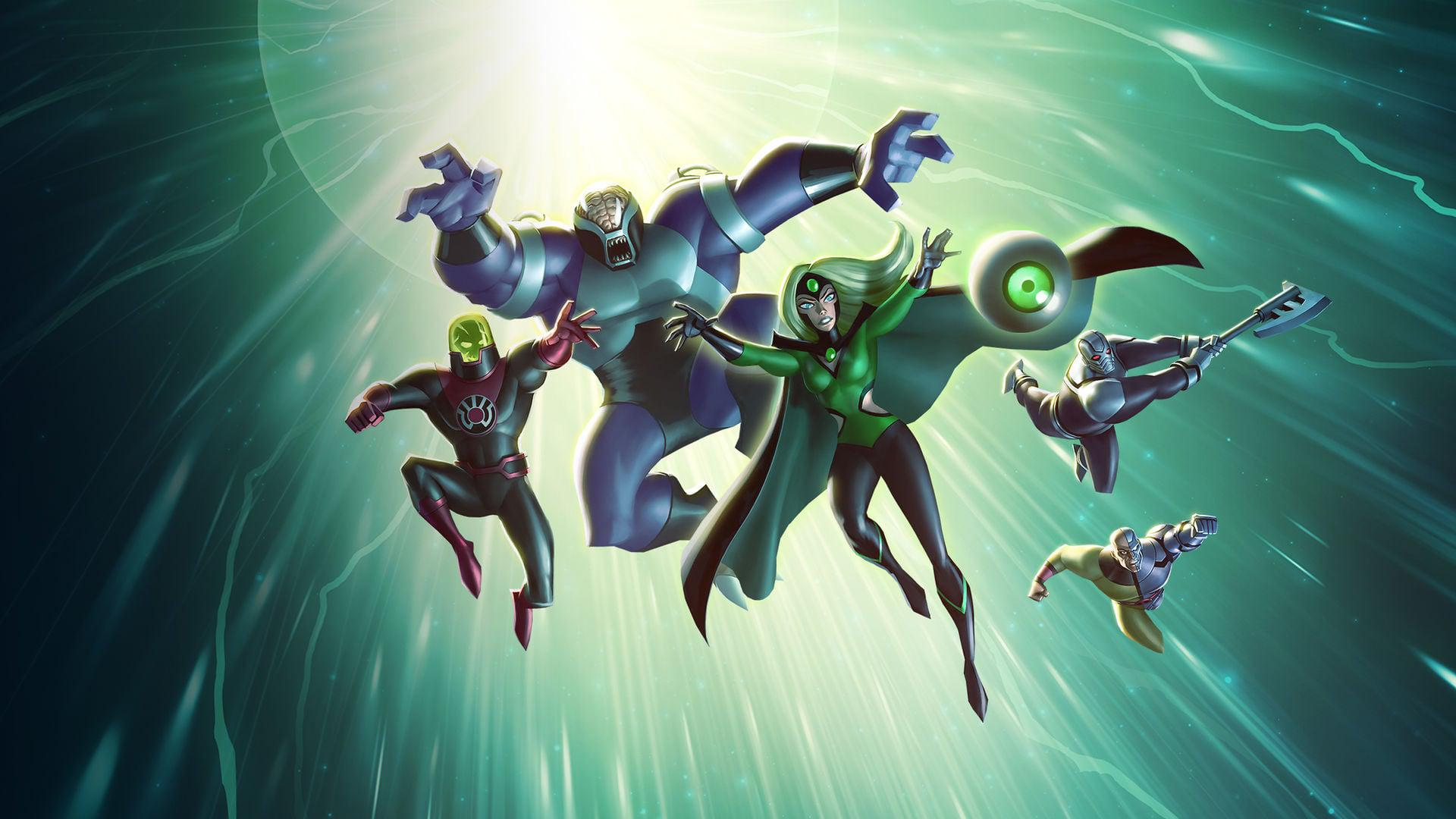 Justice League vs. the Fatal Five 2019 123movies