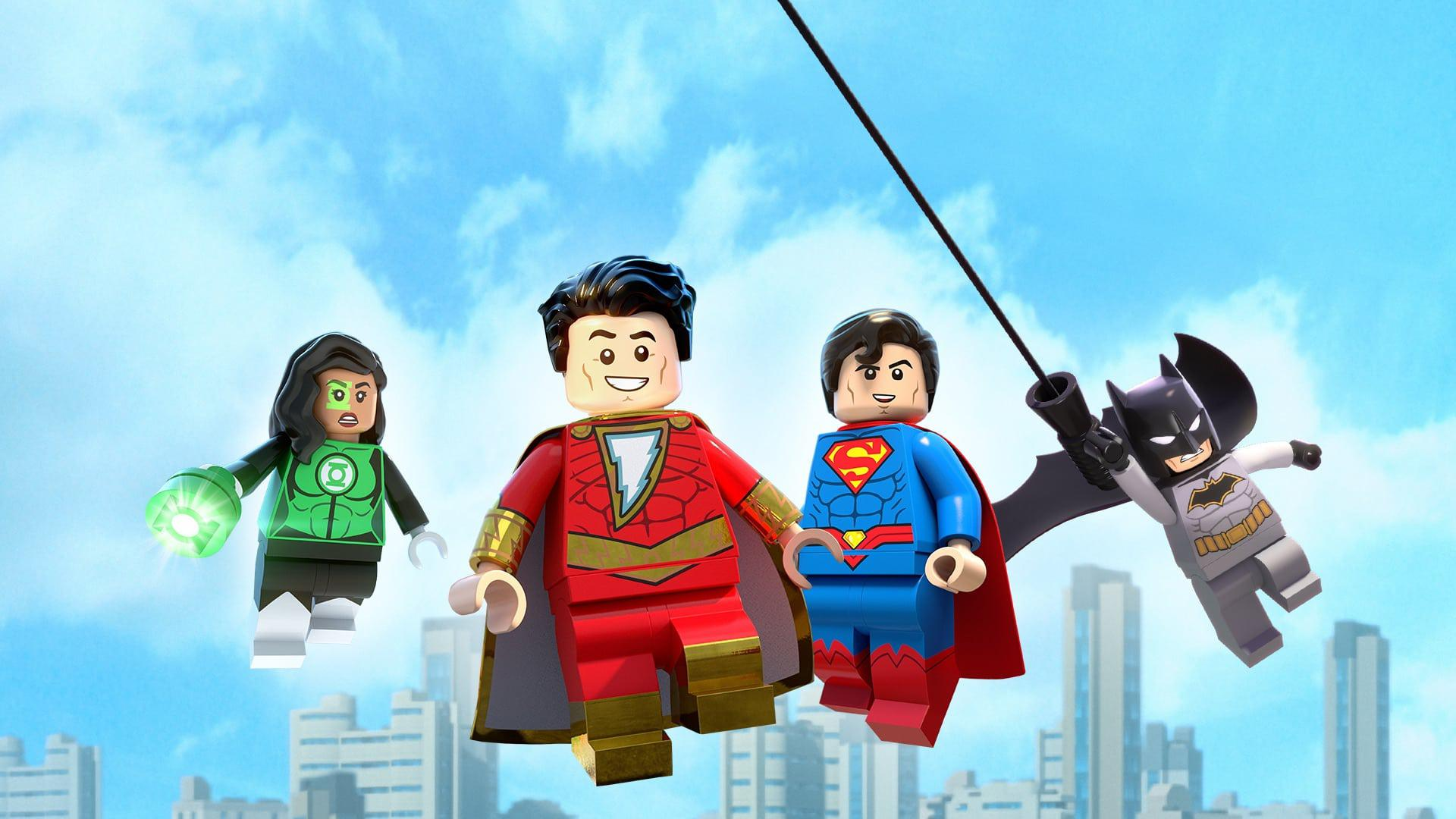 LEGO DC: Shazam! Magic and Monsters 2020 123movies