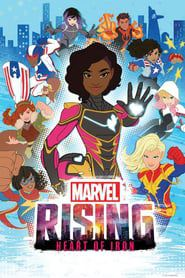 Marvel Rising: Heart of Iron 2019 123movies