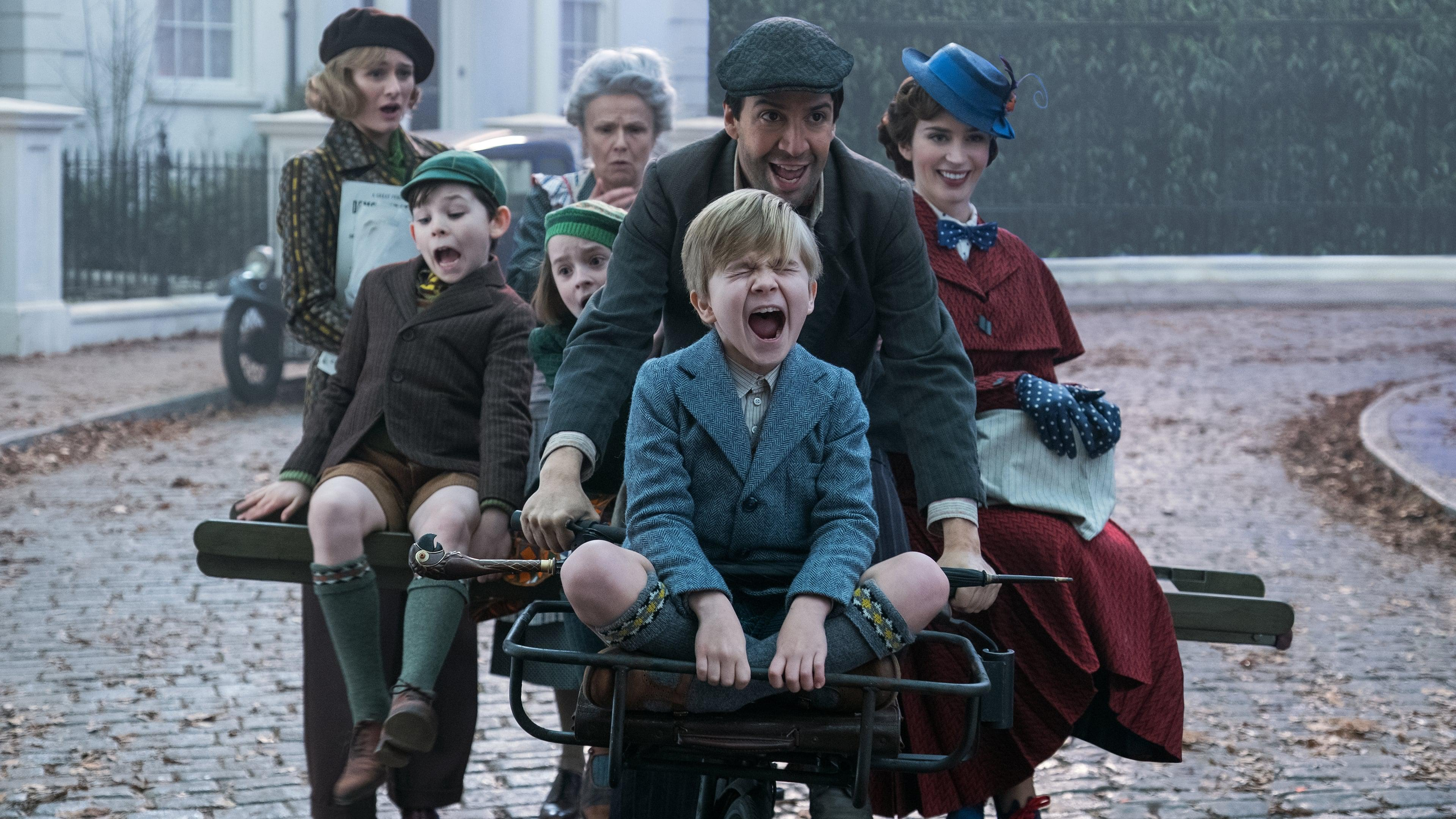 Mary Poppins Returns 2018 123movies