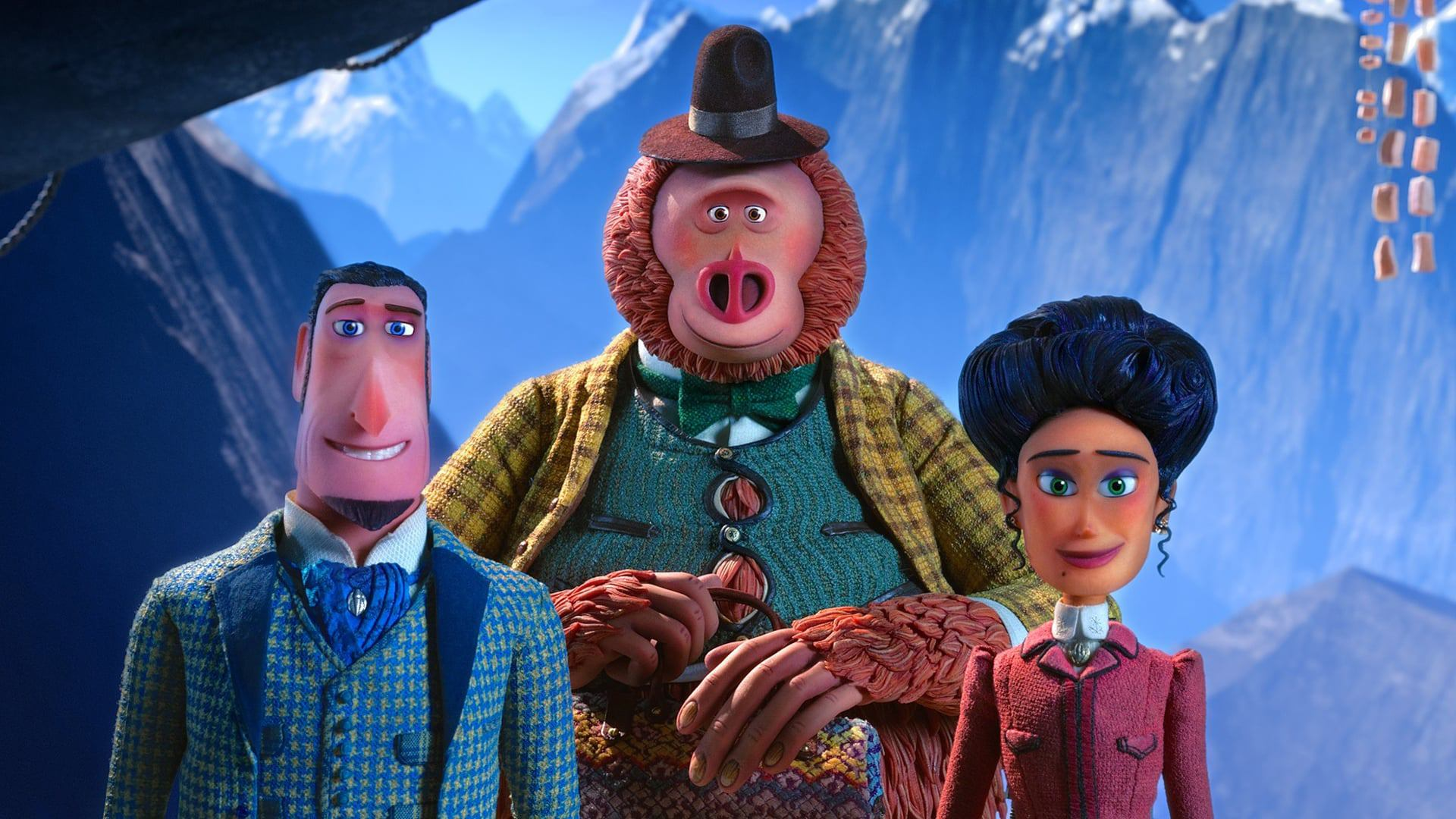 Missing Link 2019 123movies