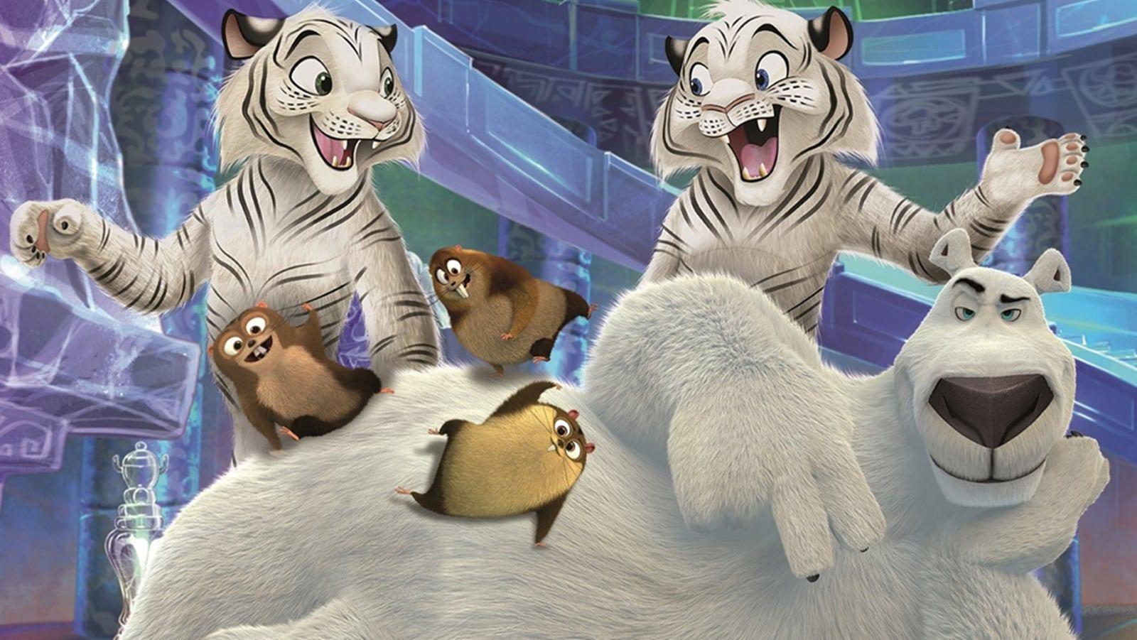 Norm of the North: Family Vacation 2020 123movies