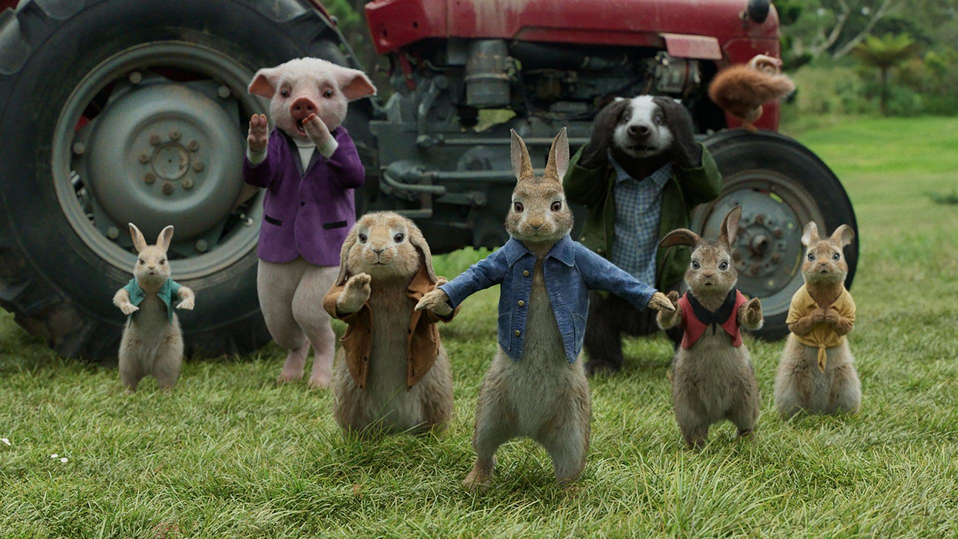 Peter Rabbit 2018 123movies