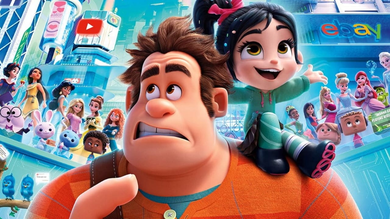 Ralph Breaks the Internet 2018 123movies