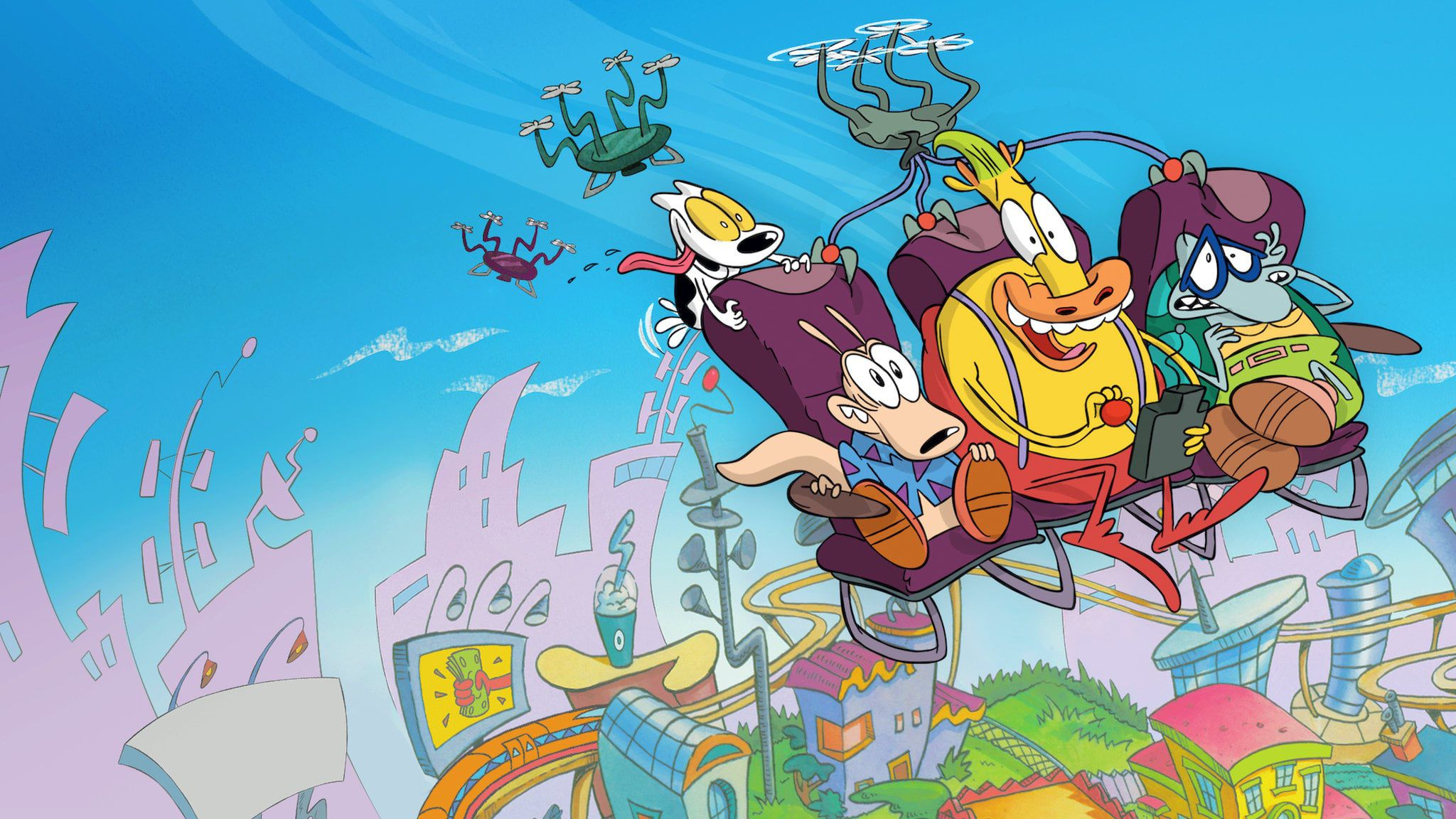 Rocko's Modern Life: Static Cling 2019 123movies