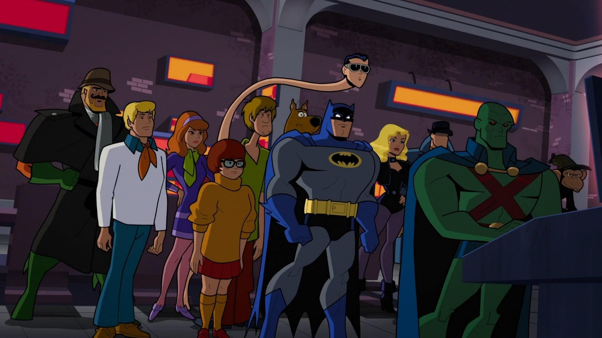 Scooby-Doo! & Batman: The Brave and the Bold 2018 123movies