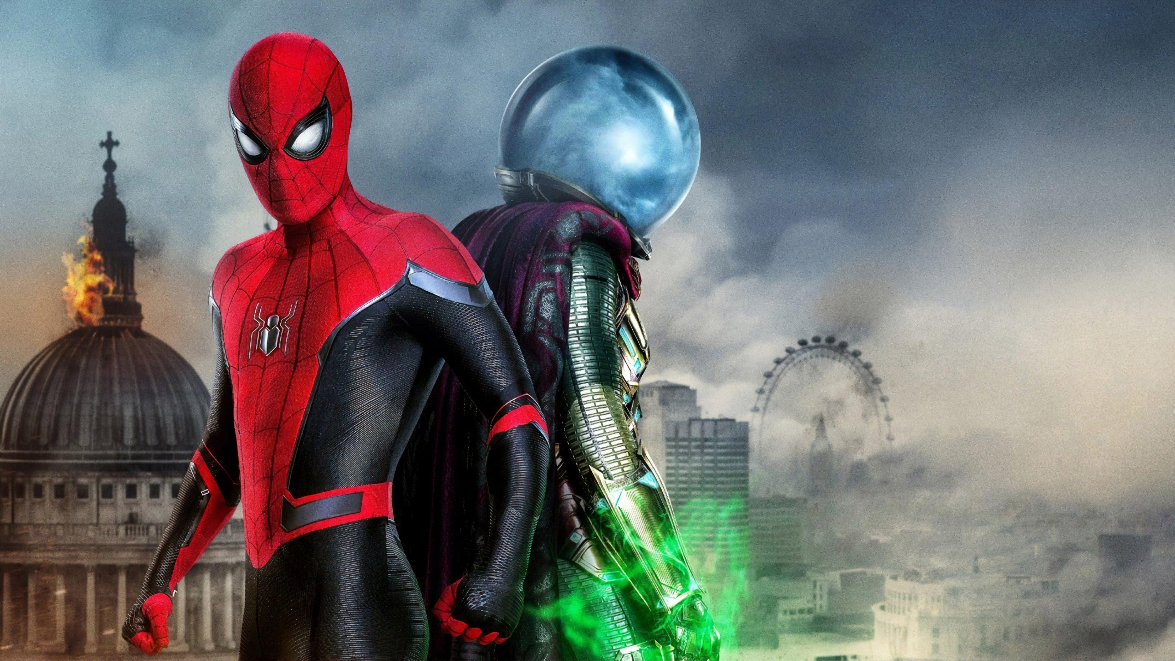 Spider-Man: Far from Home 2019 123movies