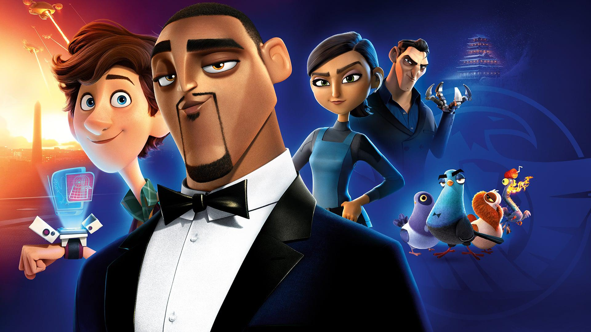 Spies in Disguise 2019 123movies