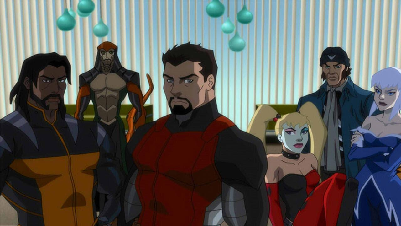 Suicide Squad: Hell to Pay 2018 123movies