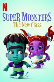 Super Monsters: The New Class 2020 123movies