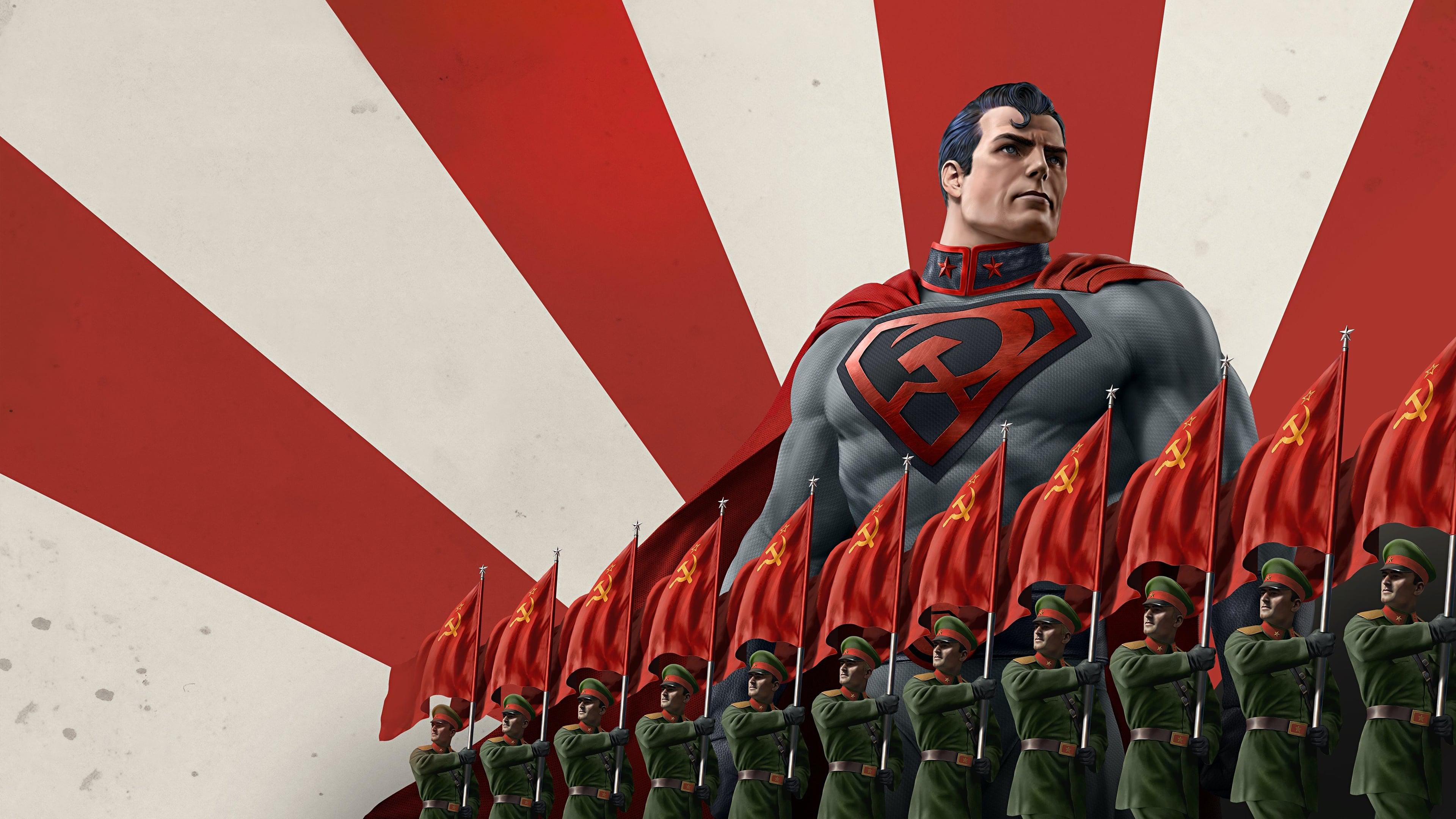 Superman: Red Son 2020 123movies
