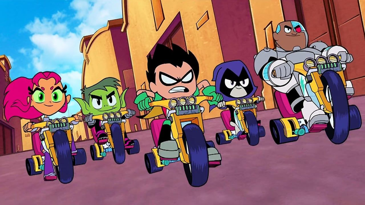 Teen Titans Go! To the Movies 2018 123movies