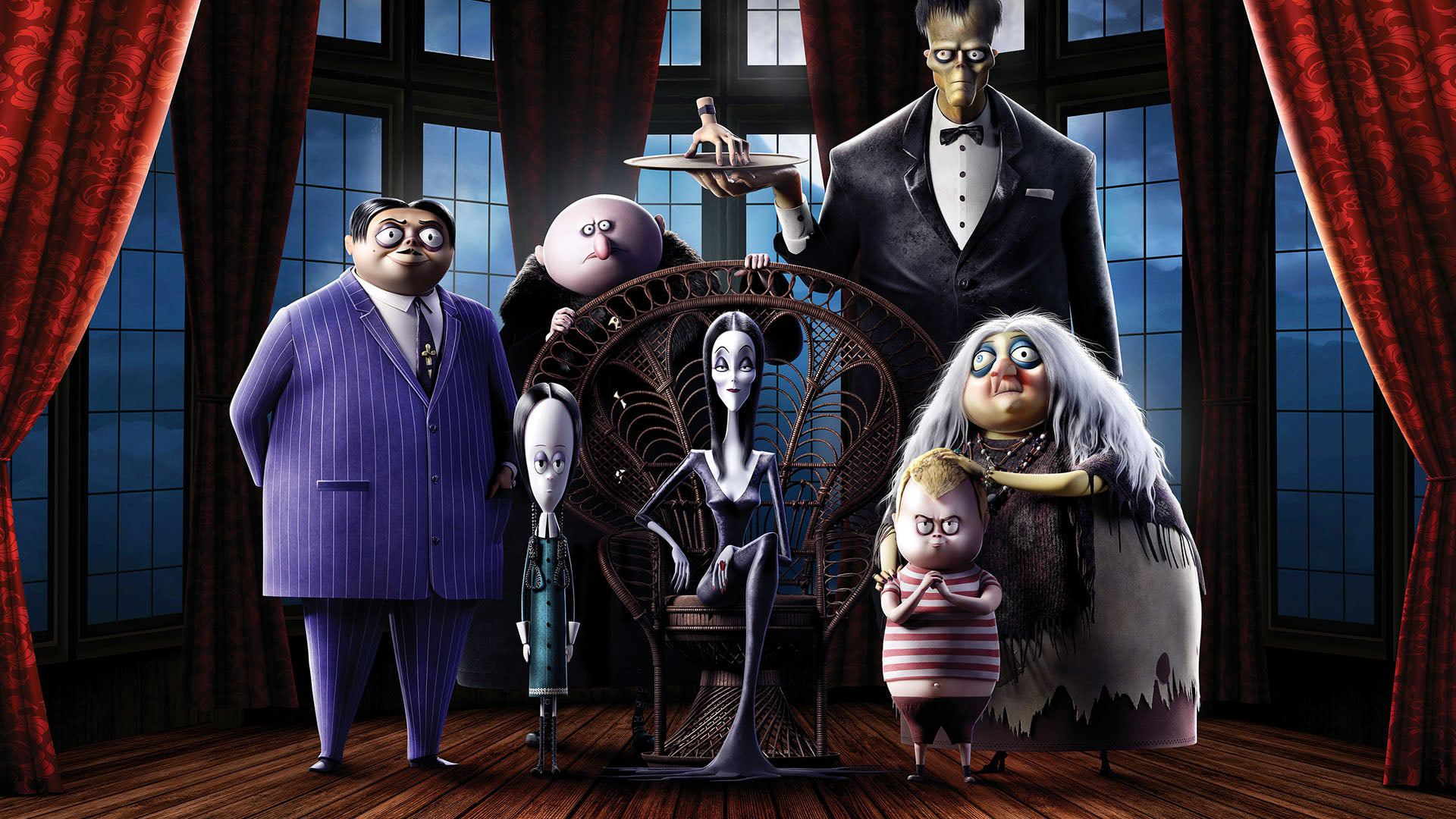 The Addams Family 2019 123movies