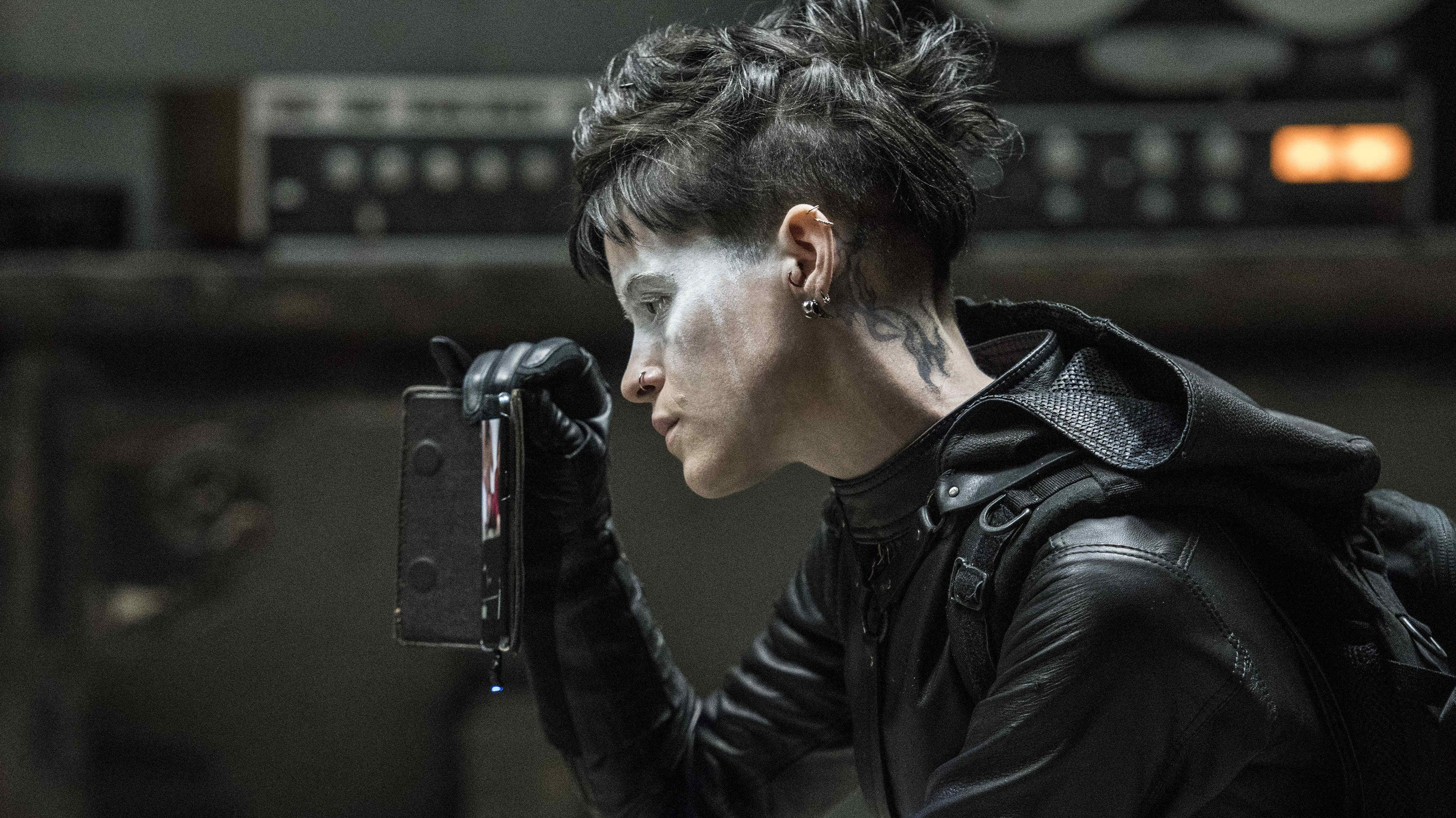 The Girl in the Spider's Web 2018 123movies