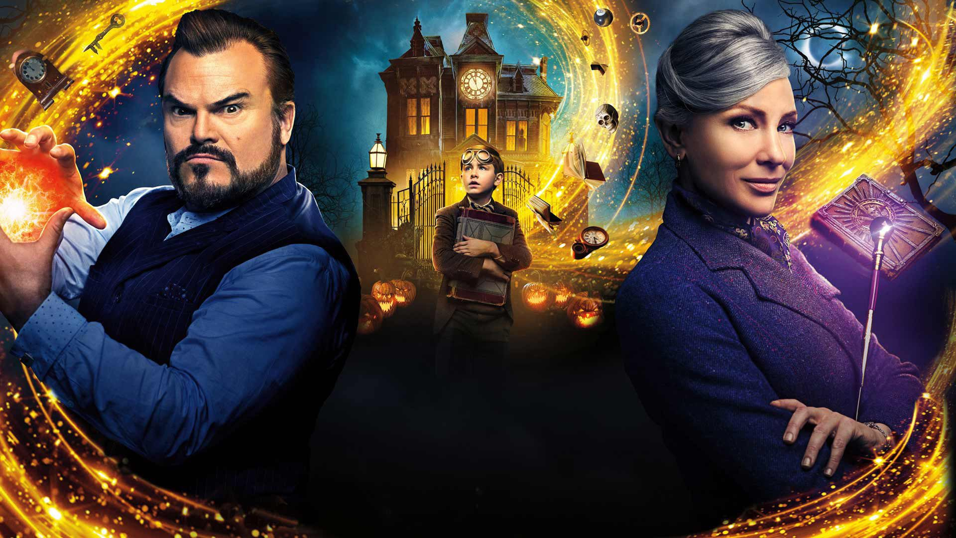 The House with a Clock in Its Walls 2018 123movies
