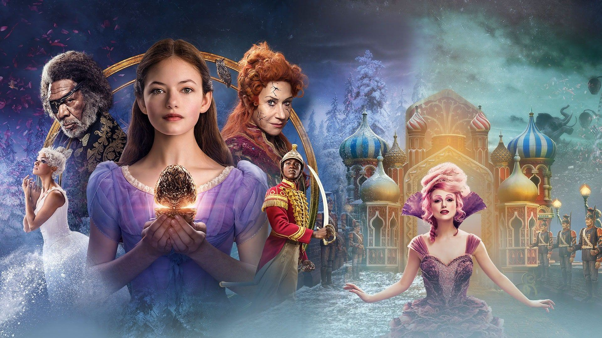 The Nutcracker and the Four Realms 2018 123movies