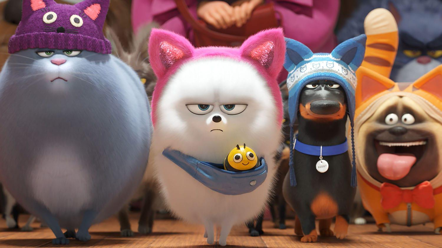 The Secret Life of Pets 2 2019 123movies