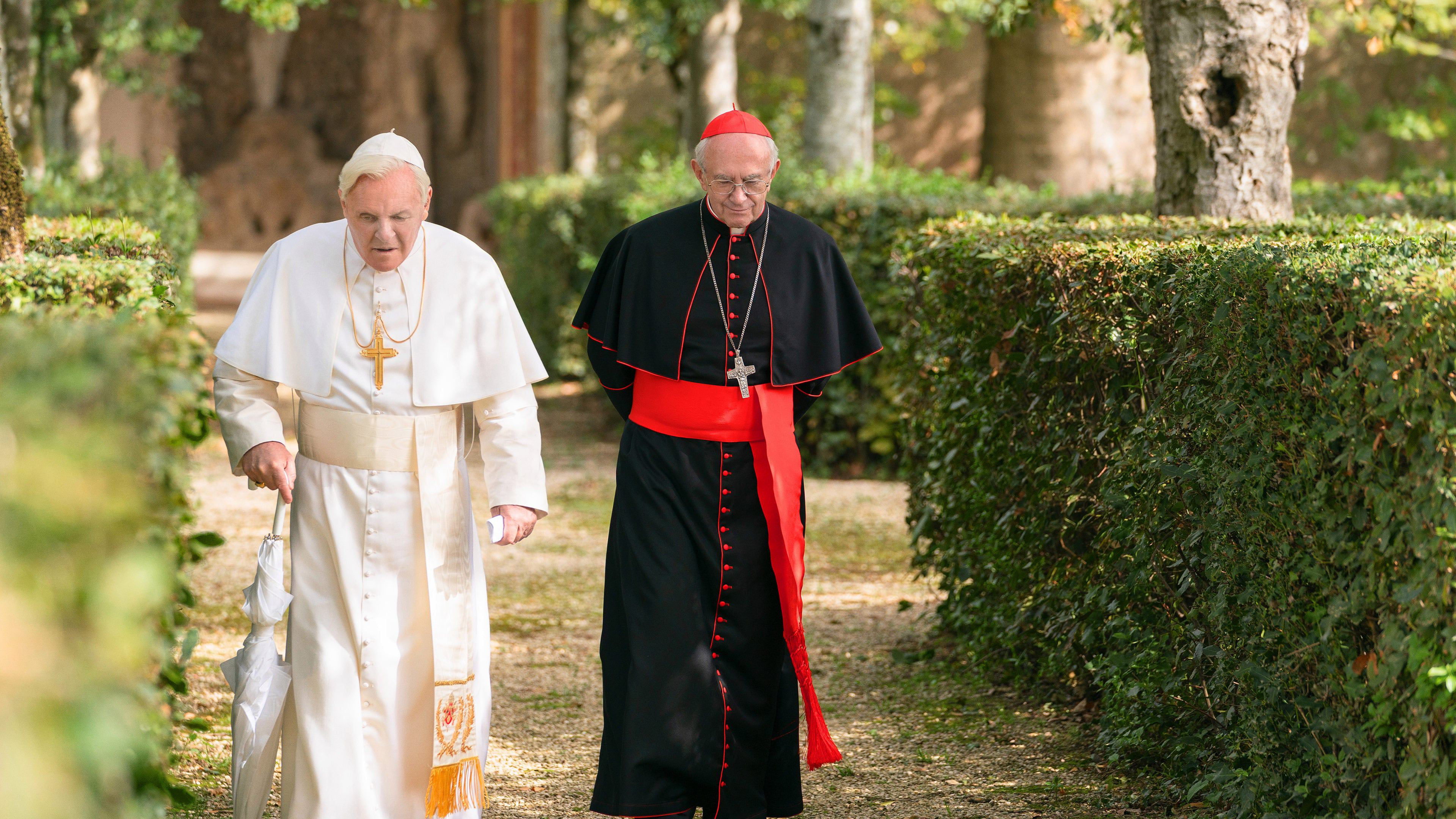The Two Popes 2019 123movies