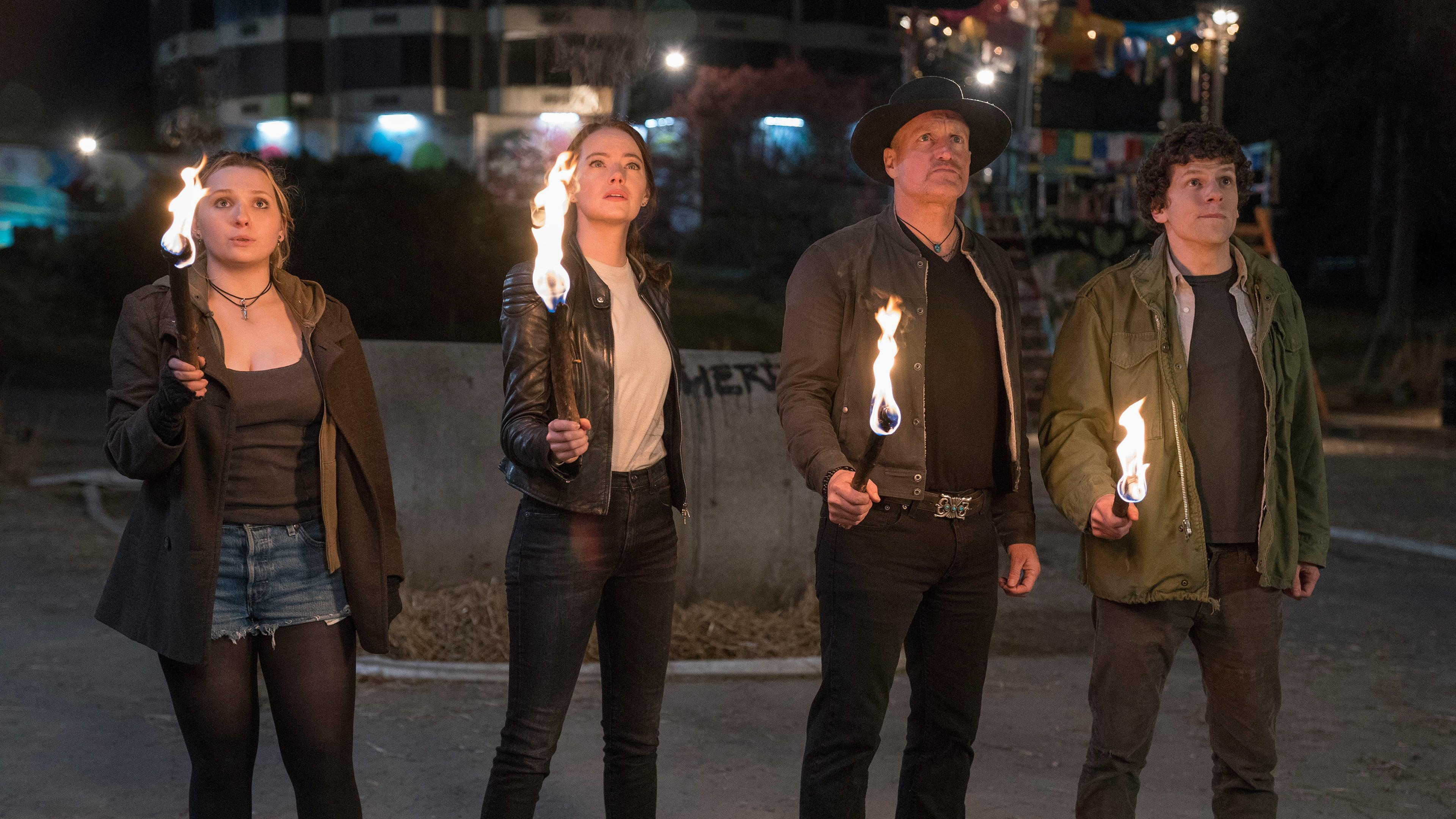 Zombieland: Double Tap 2019 123movies